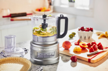 How to Use Food Processors